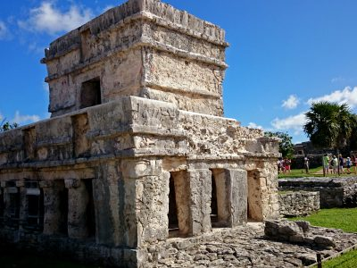 4Templo de las Pinturas (świątynia fresek)